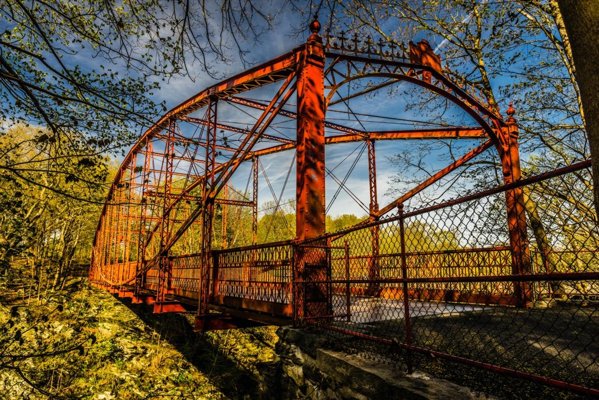 Lover's Leap Bridge _ New Milford, Connecticut