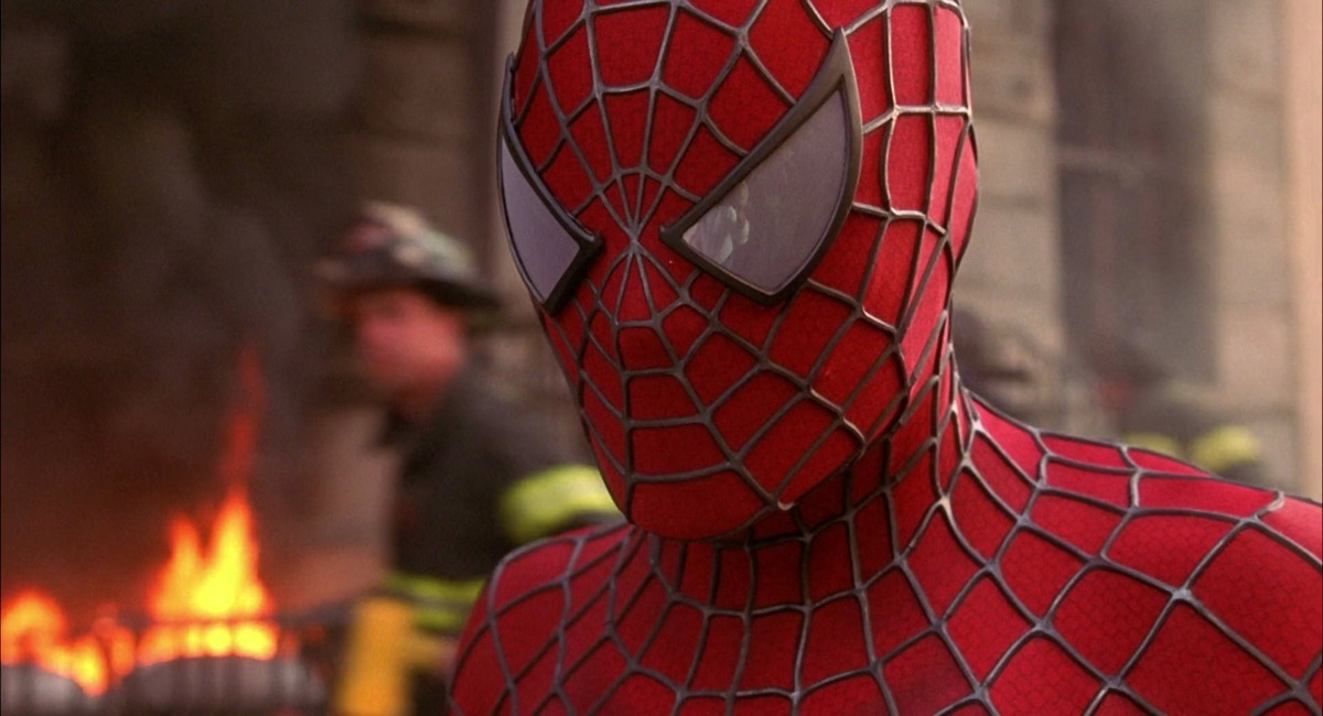 still from the 2002 spider-man