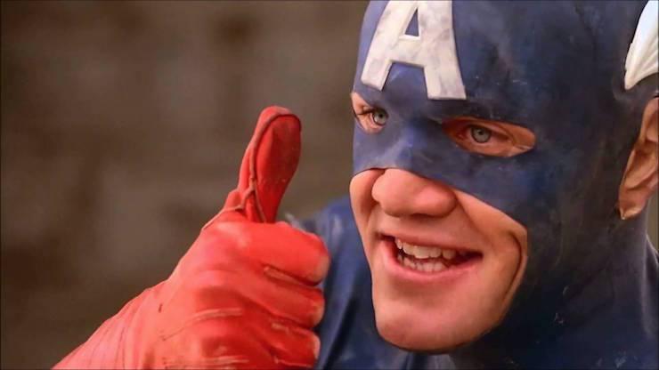 still from the 1990 captain america