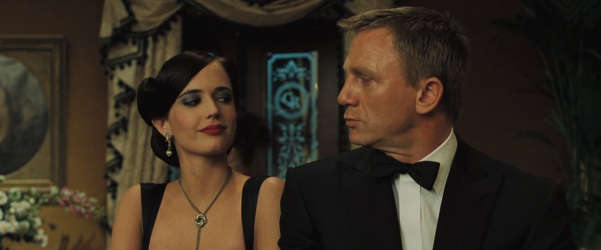 still from the 2006 casino royale