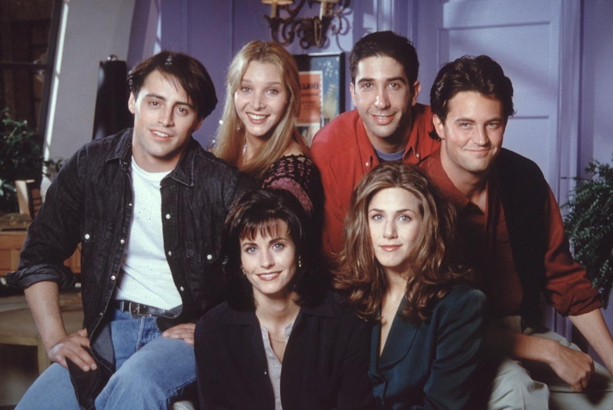 Cast of Friends