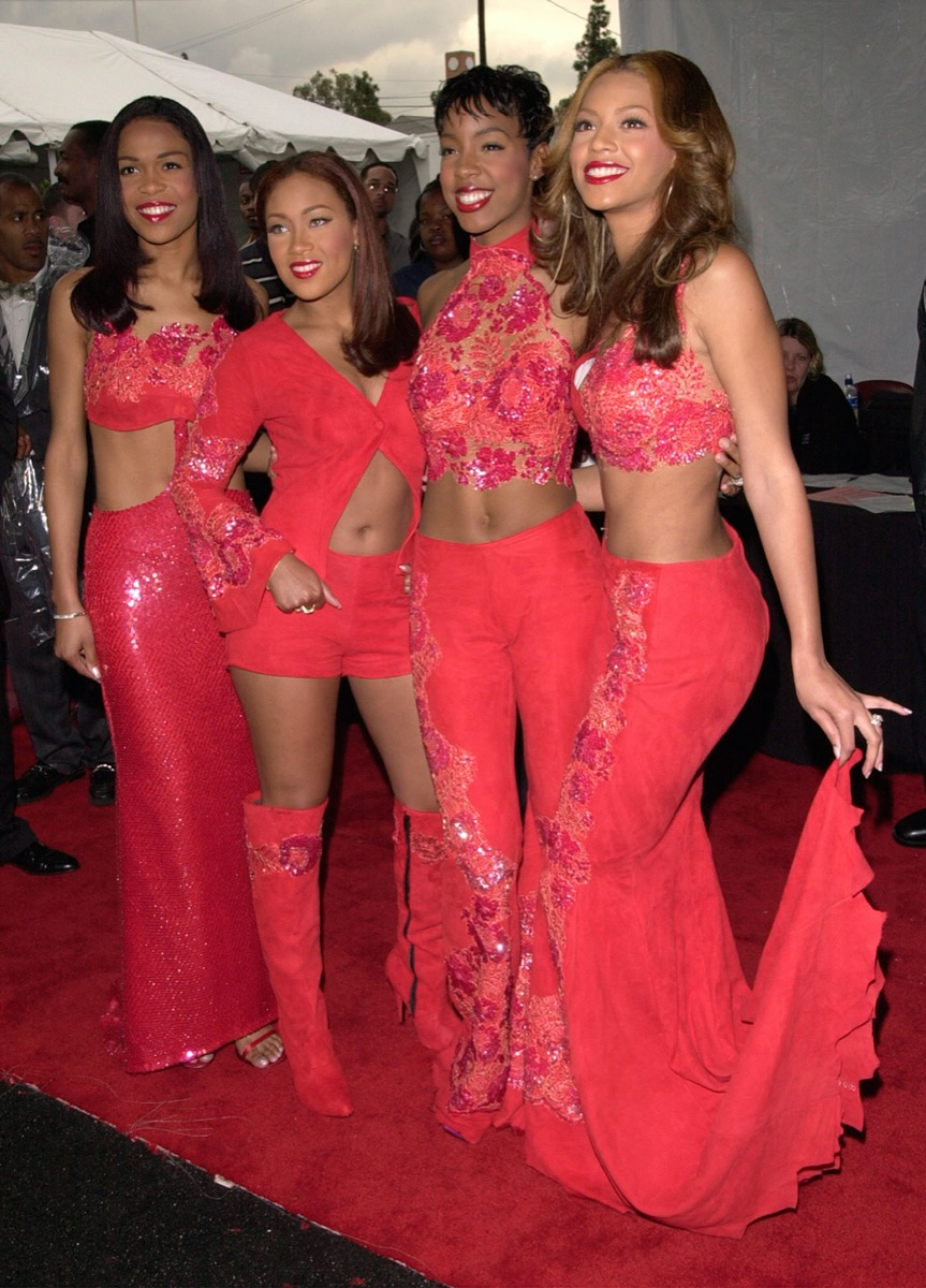 Destiny's Child in 2000