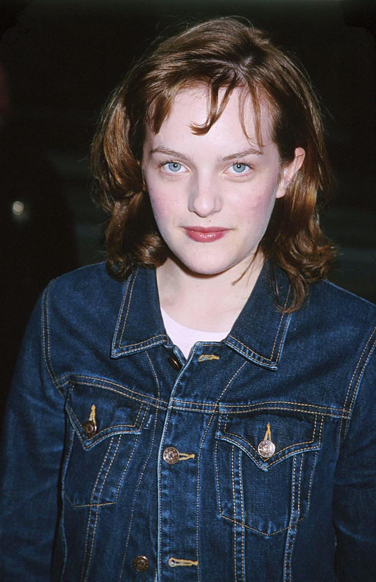 Elisabeth Moss in 2000