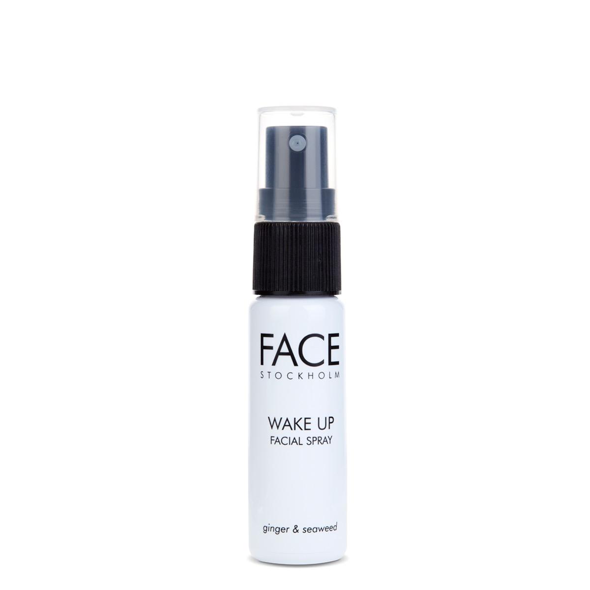 Face Stockhold spray bottle, white background