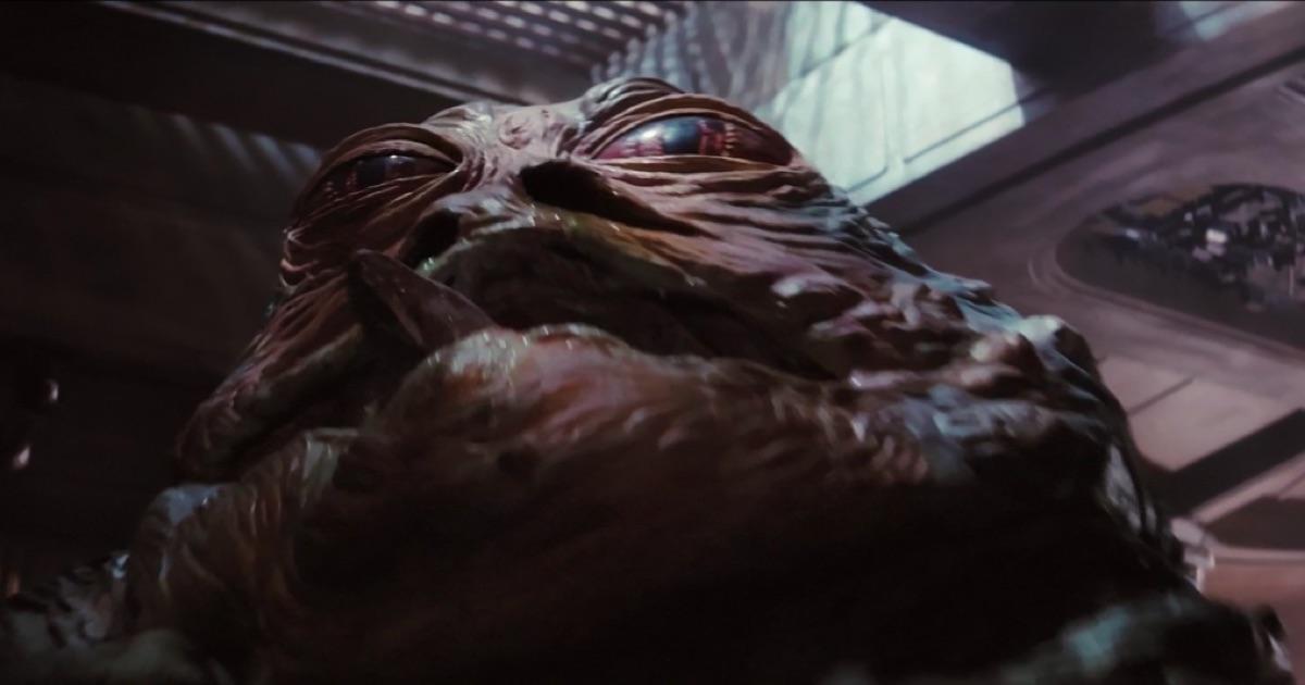 Jabba the Hutt Return of the Jedi