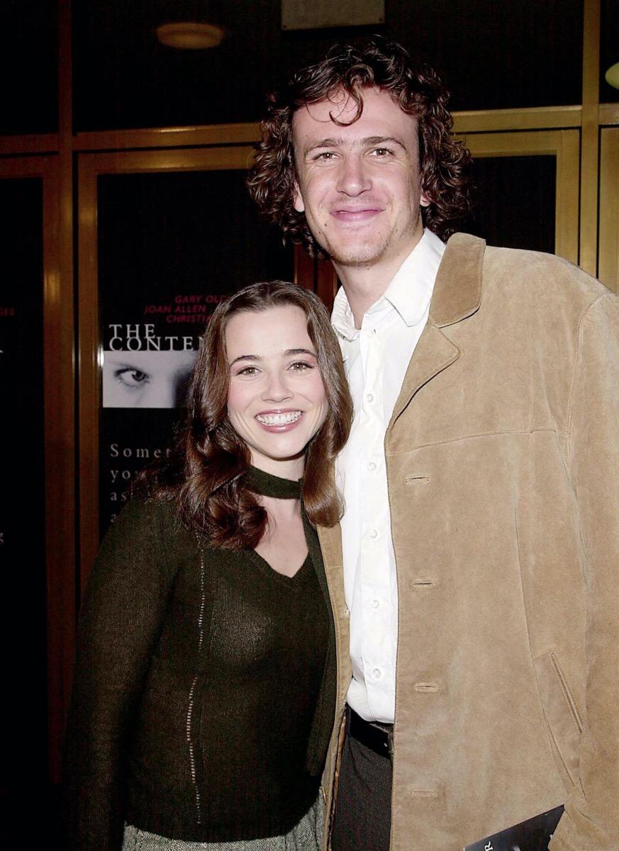 Linda Cardellini and Jason Segel
