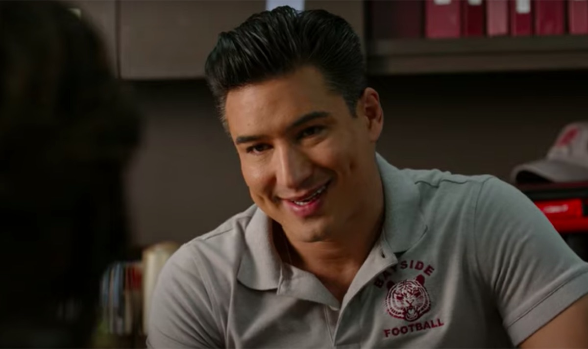Mario Lopez in Saved by the Bell