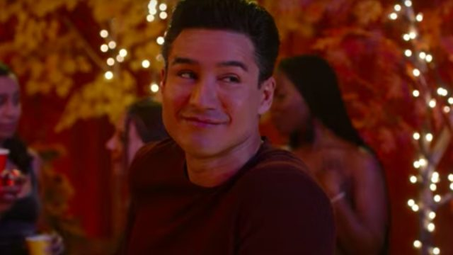 Mario Lopez in the Saved by the Bell teaser