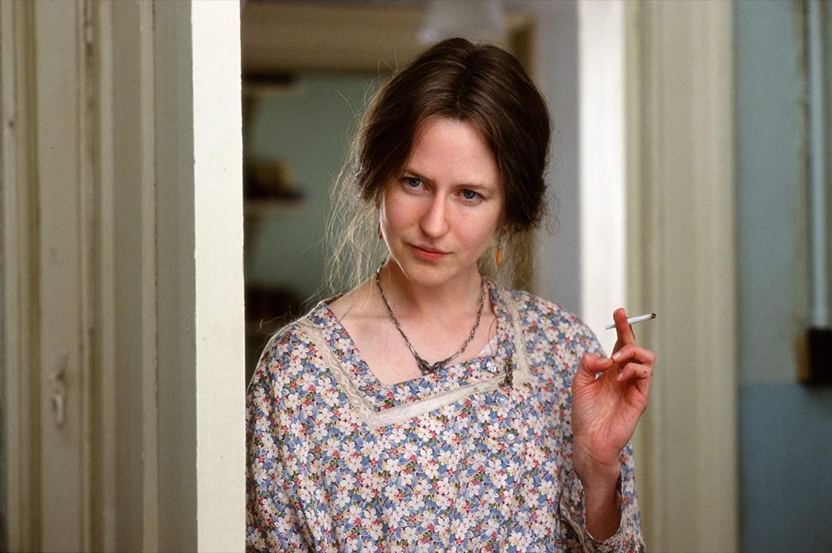 Nicole Kidman as Virginia Woolf in The Hours