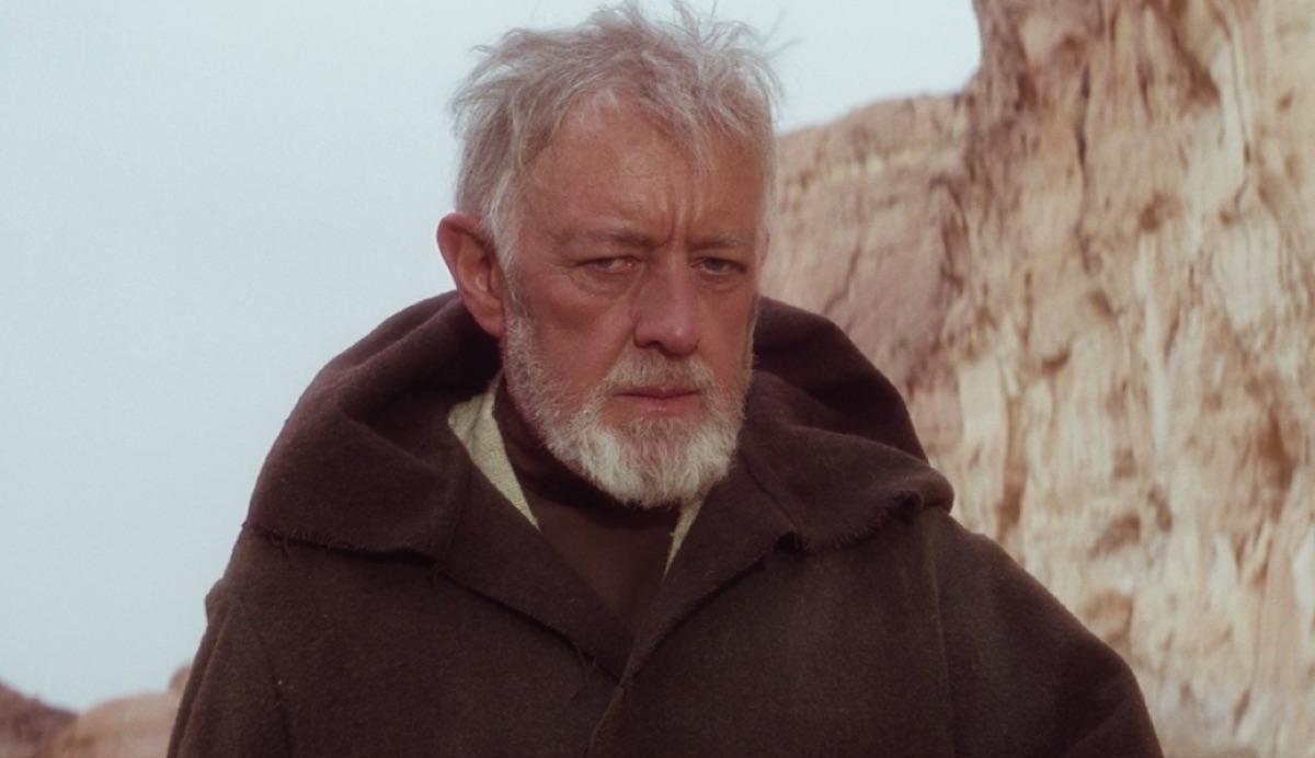 Obi Wan Kenobi, A New Hope