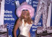 Pamela Anderson cropped image 1999 VMAs