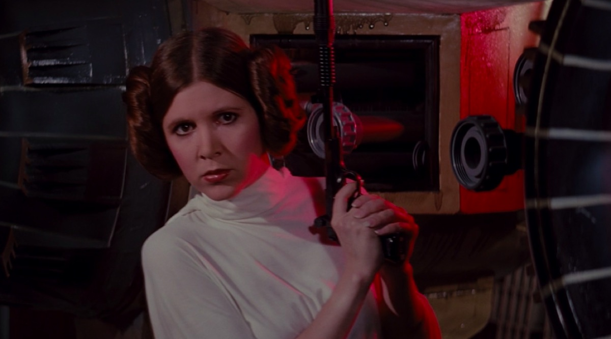 Princess Leia A New Hope