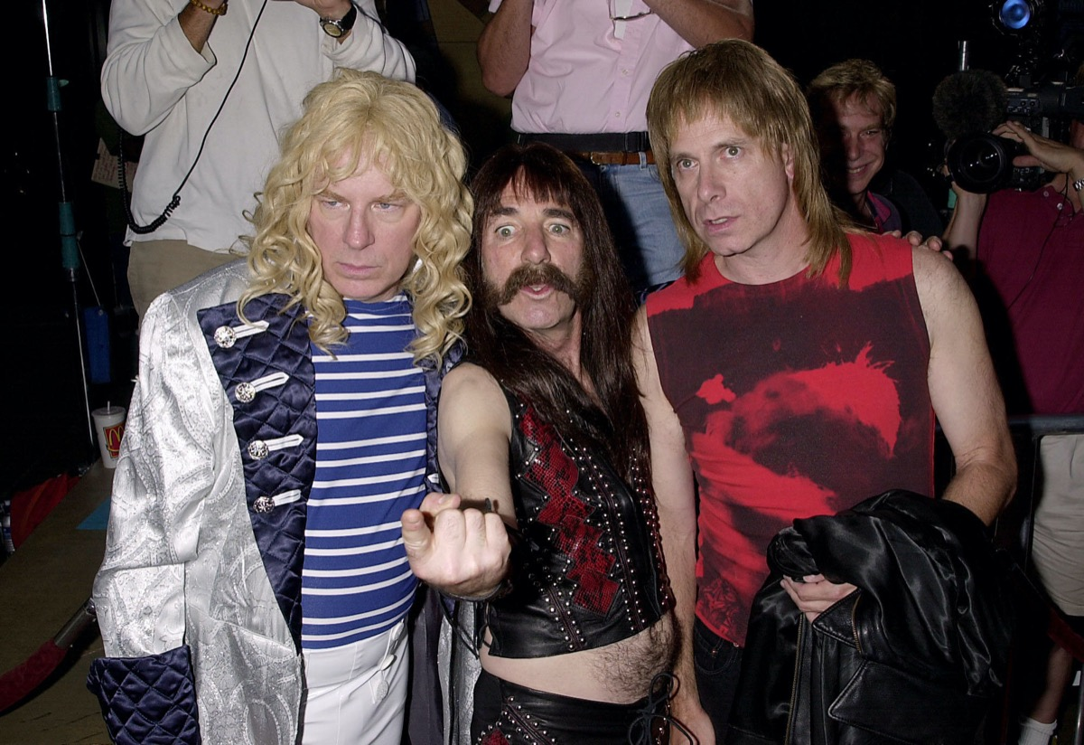 Spinal Tap at 2000 DVD premiere