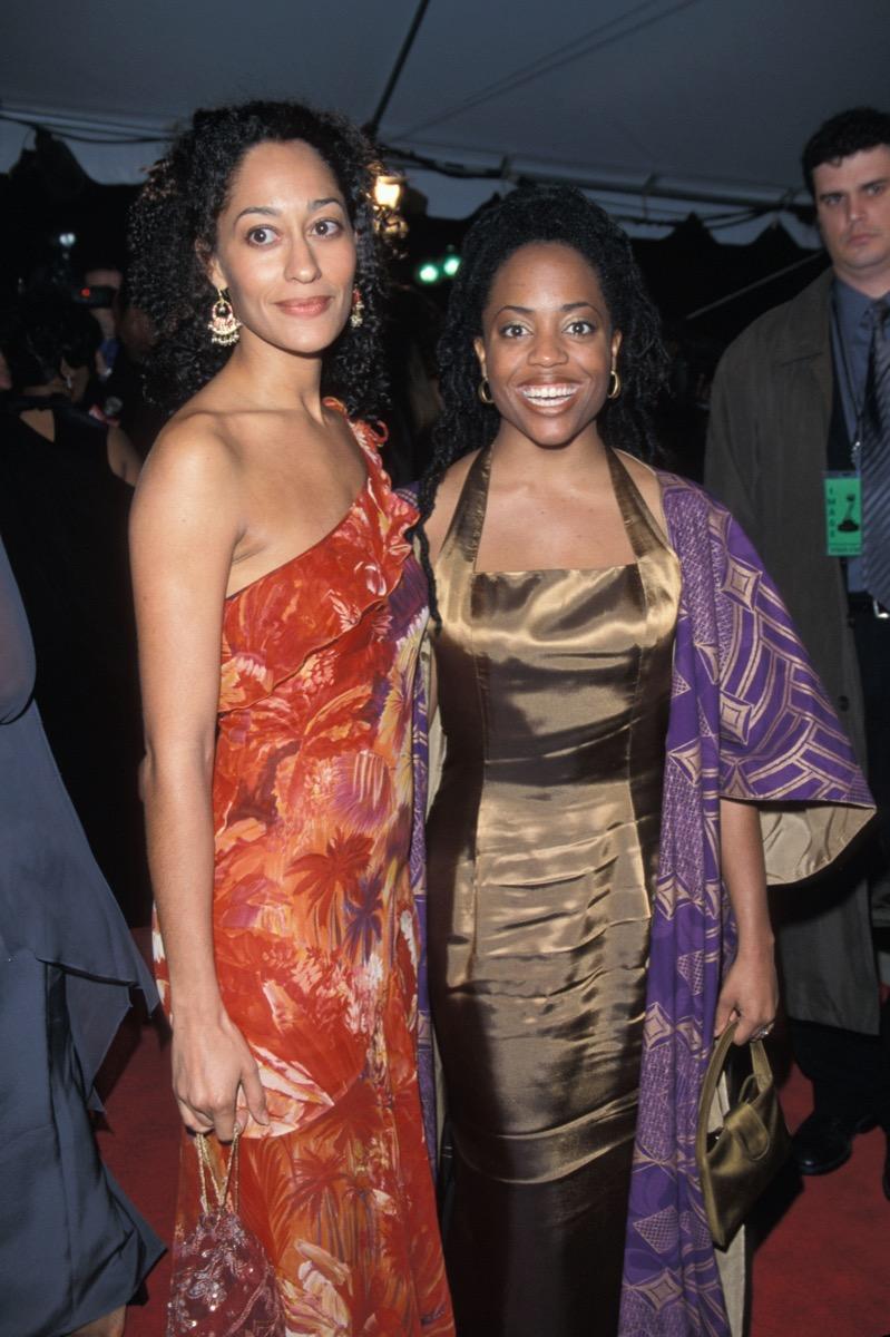 Tracee Ellis and Rhonda Ross at 2000 NAACP Image Awards