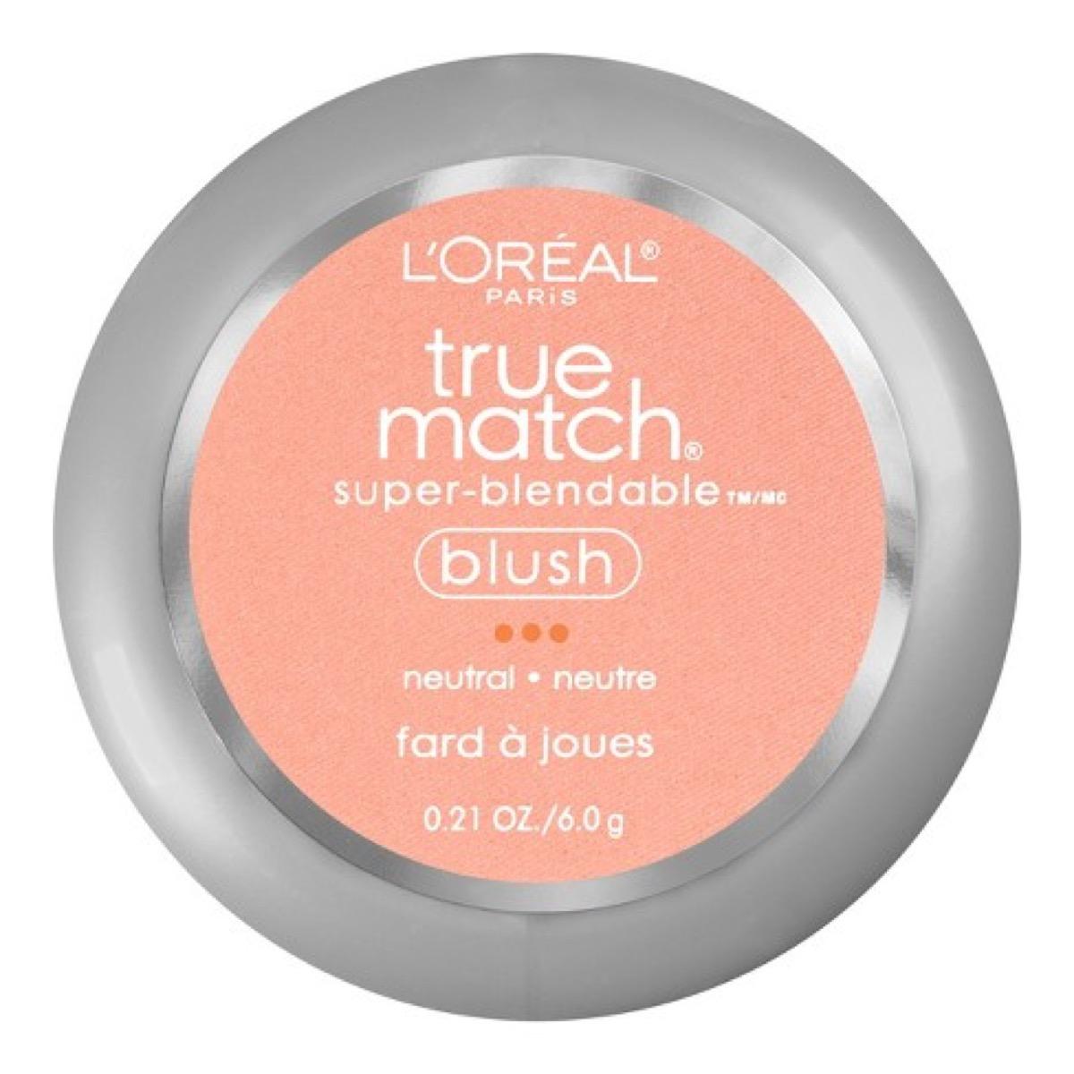 L'Oreal Blush in peach