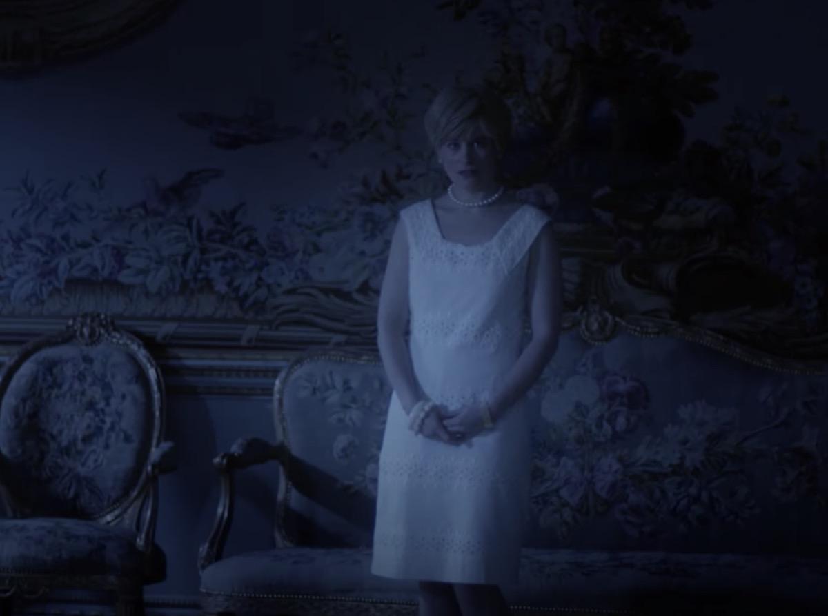 Katie Brayben as Princess Diana