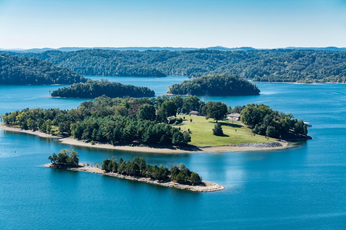 Dale Hollow Lake State Resort Park in Kentucky, USA