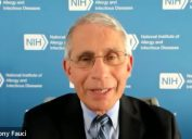 anthony fauci brown university interview