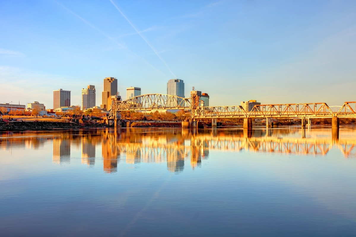 Little Rock is the capital and most populous city of the U.S. state of Arkansas.