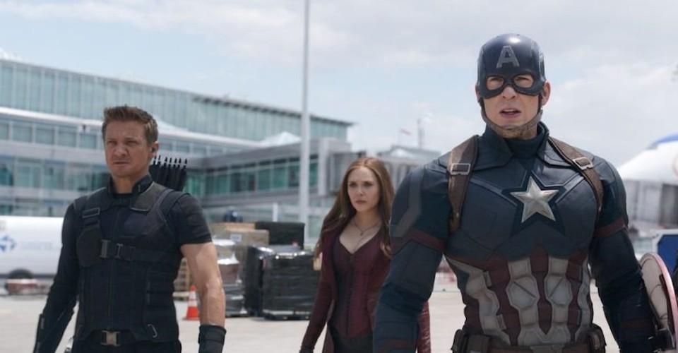 Still from Captain America: Civil War