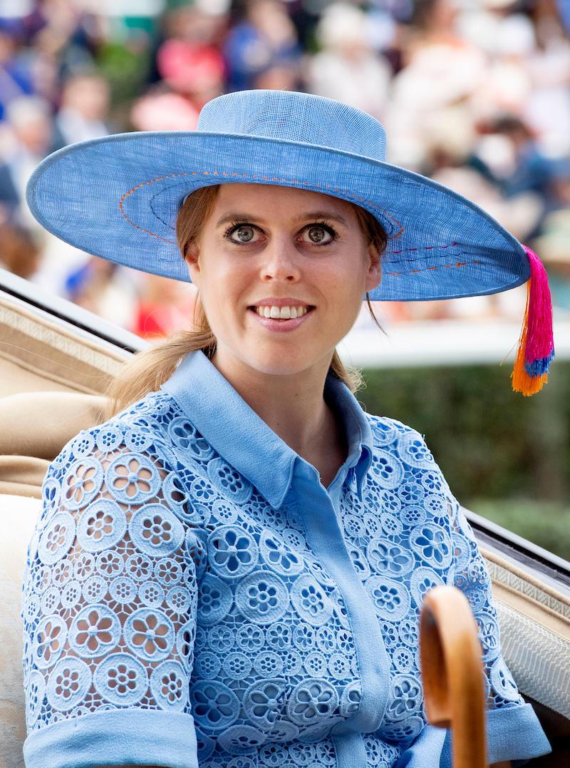 Princess Beatrice in Ascot, United Kingdom, 18 June 2019