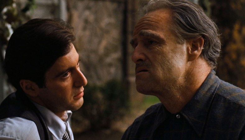 still from the godfather