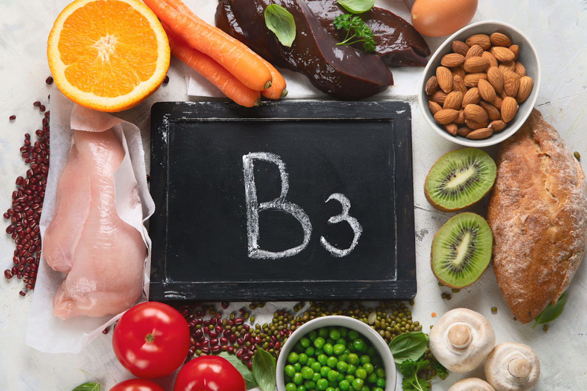 Foods High In Niacin -Vitamin B3 for brain and heart function, skin health, treat diabetes, ensures the normal functioning of the nervous system
