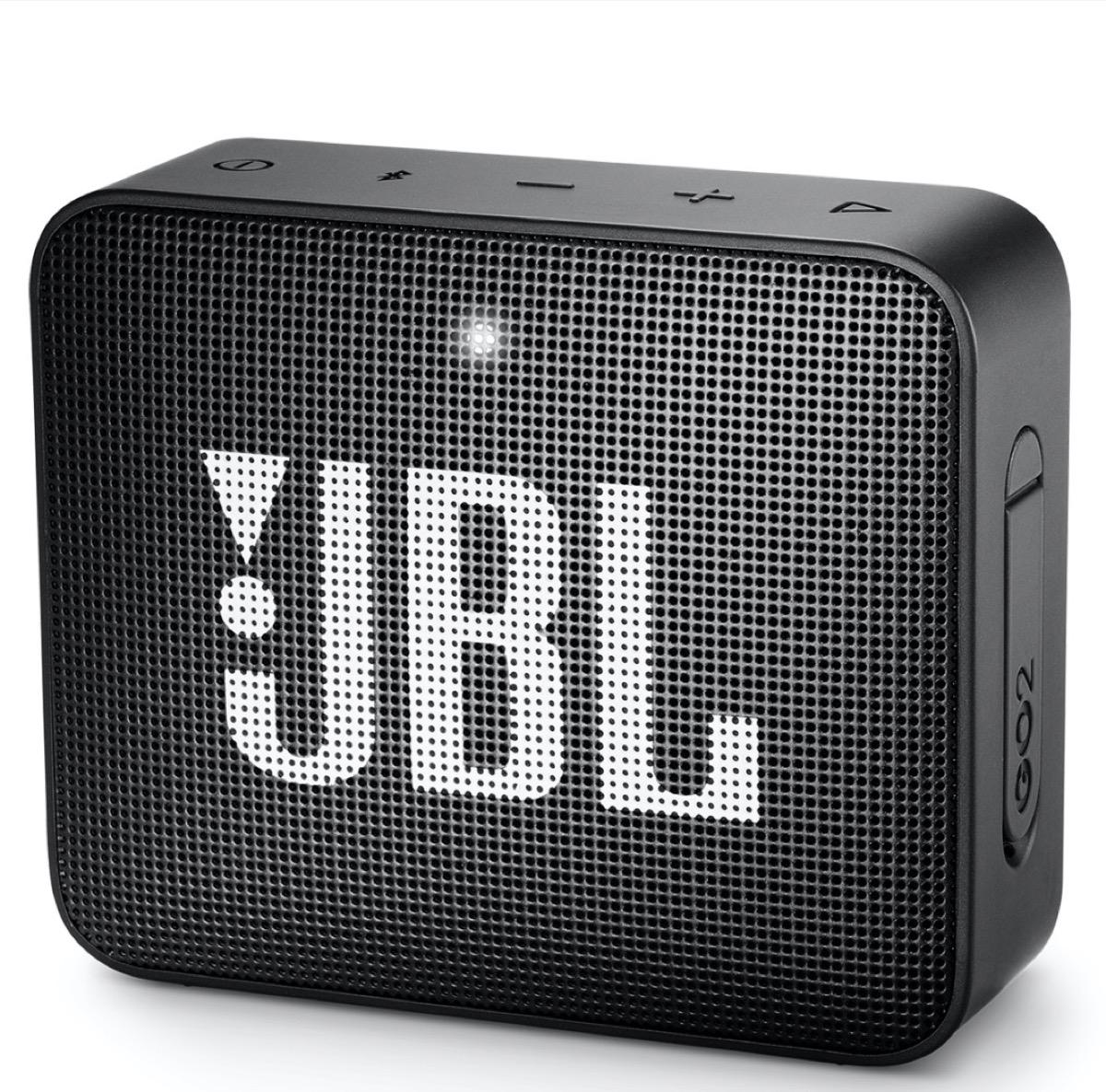 waterproof black jbl speaker