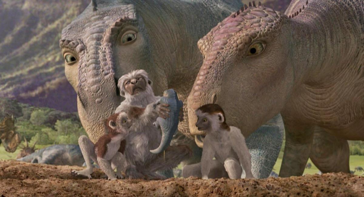 still from dinosaur