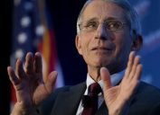 Dr. Anthony Fauci speaking