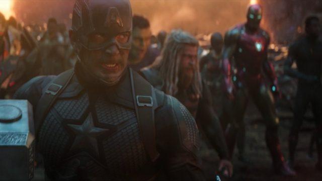 Avengers Endgame Group