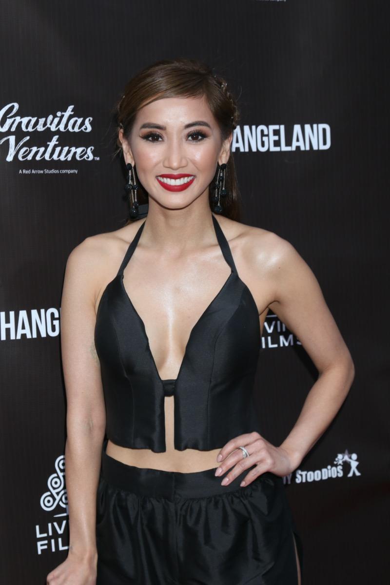 Brenda Song 2019