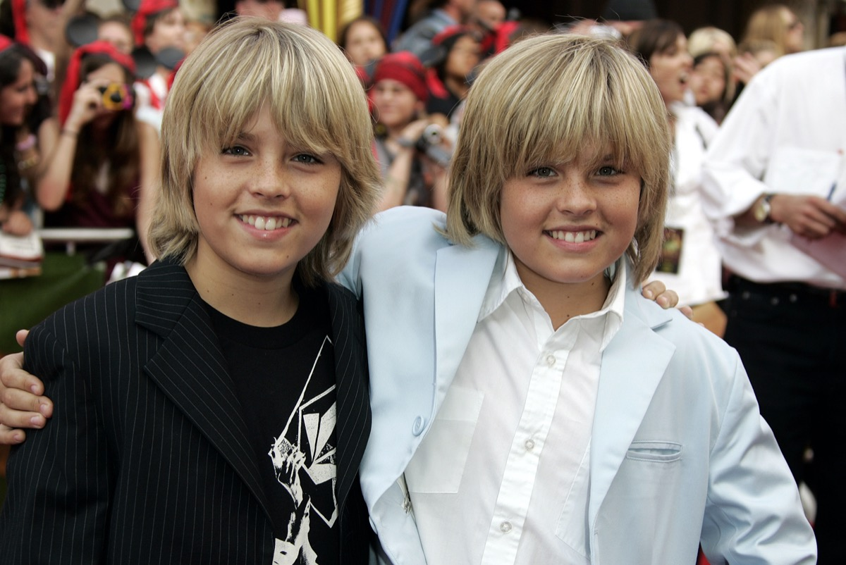 Cole and Dylan Sprouse 2006