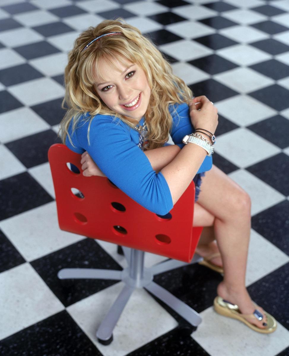 Hilary Duff 2001