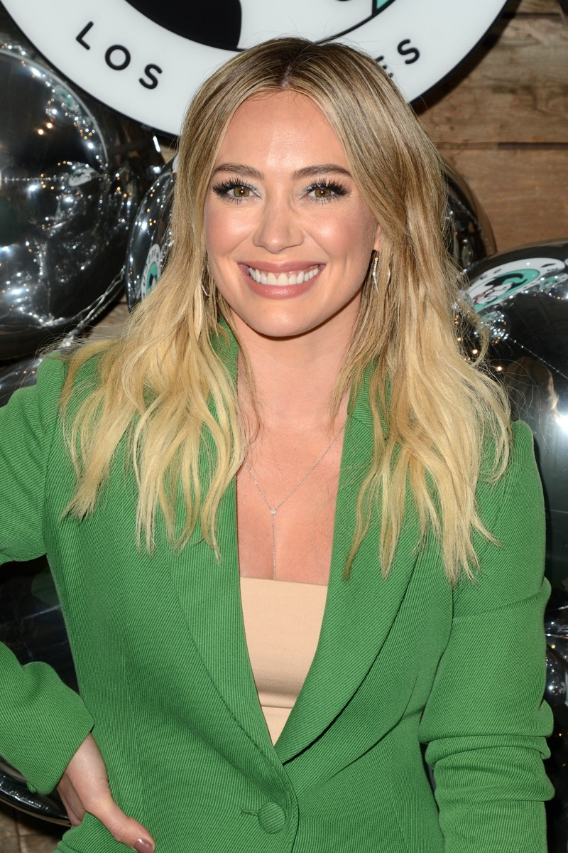 Hilary Duff 2019
