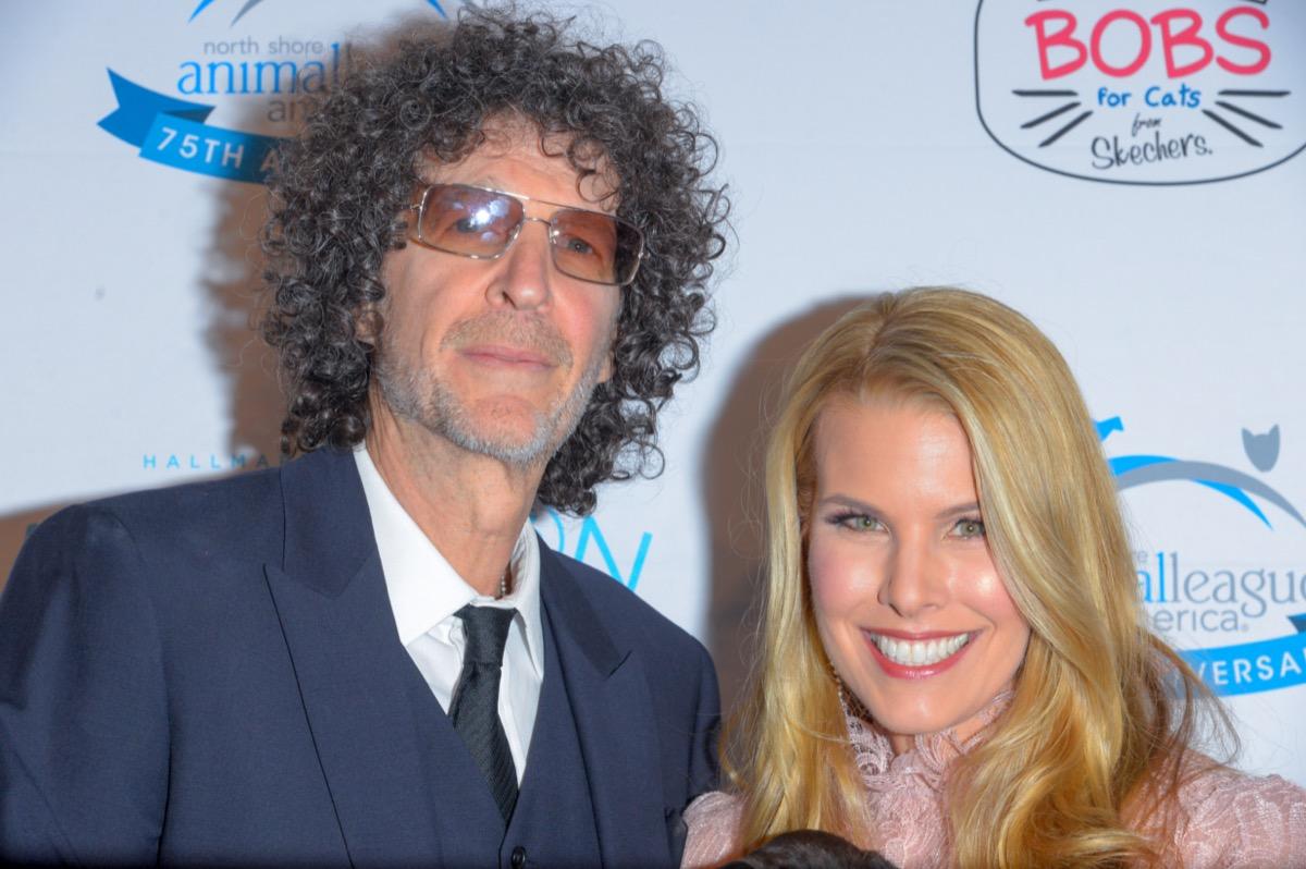 Howard and Beth Stern