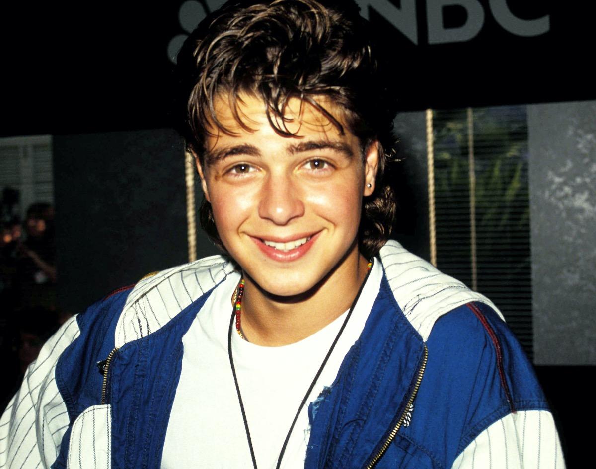 Joey Lawrence 1991