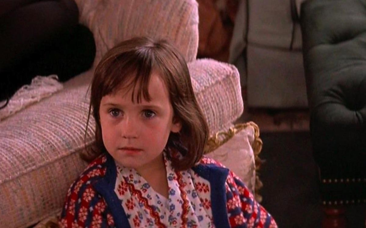 Mara Wilson in Mrs. Doubtfire