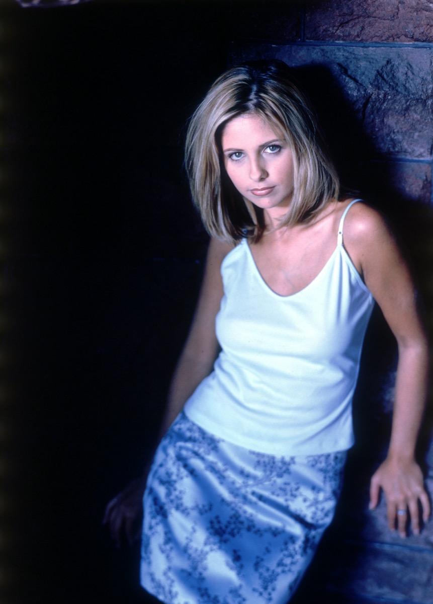 Sarah Michelle Gellar 1998