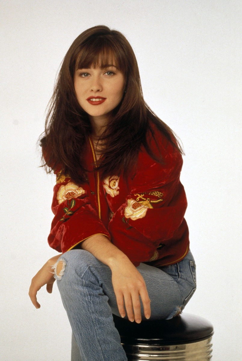 Shannen Doherty 1990