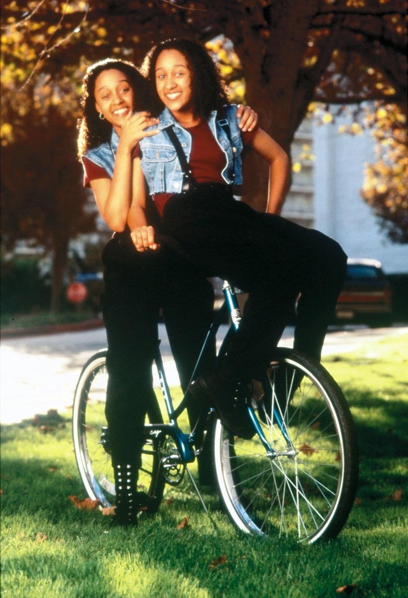 Tia and Tamera Mowry 1994