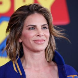 jillian michaels at the toy story 4 premiere in 2019