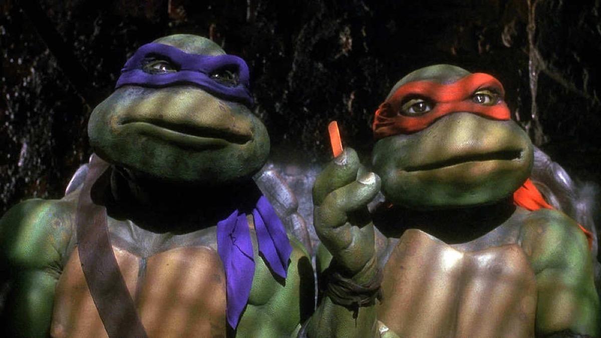 still from teenage mutant ninja turtles