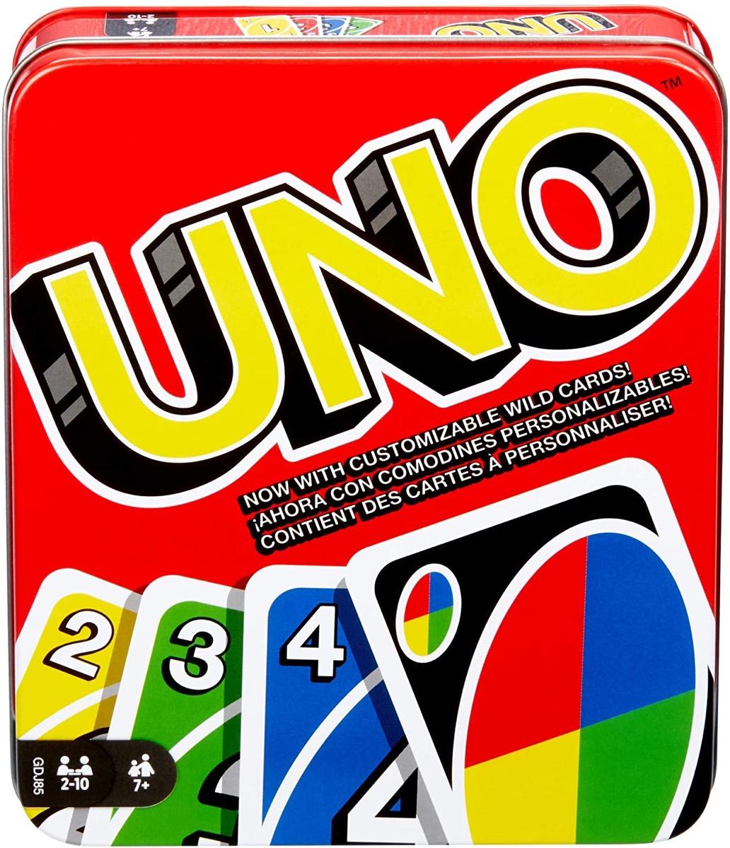 uno card game set