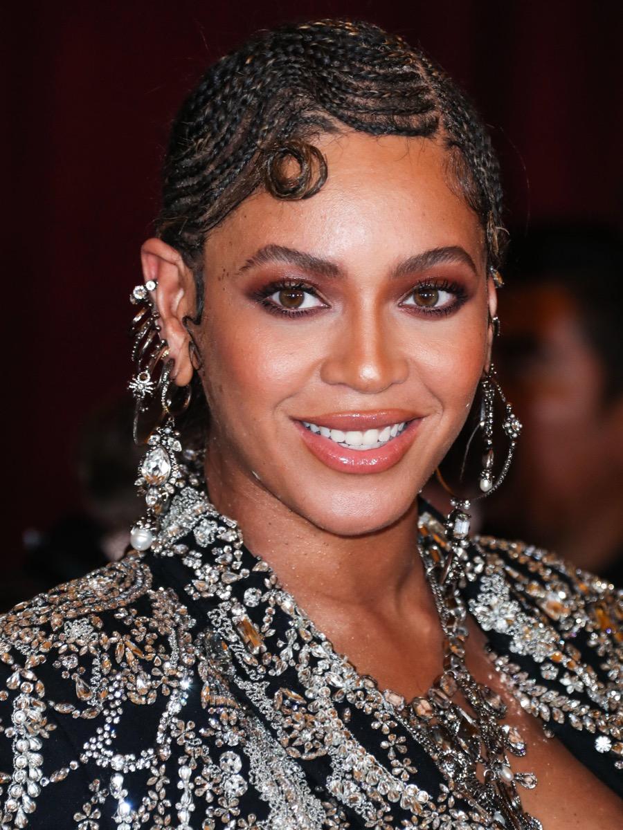Beyonce Lion King premier