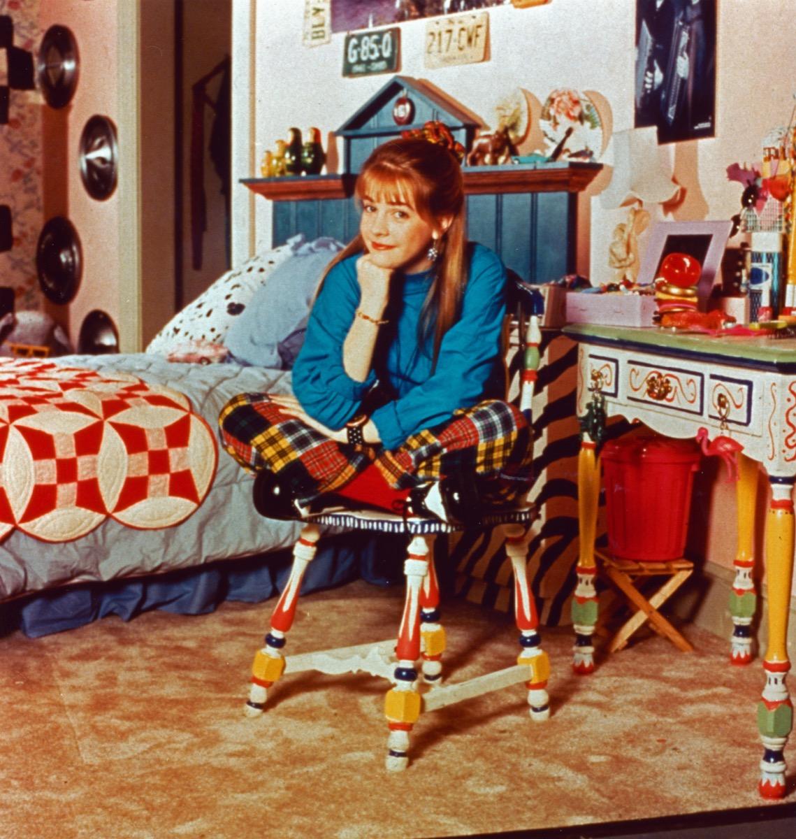 Melissa Joan Hart in Clarissa Explains It All