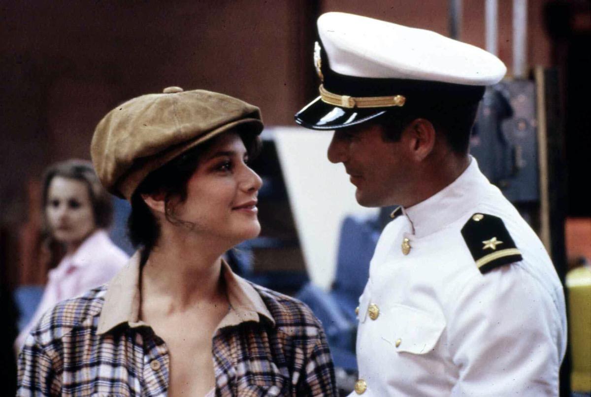 Debra Winger and Richard Gere