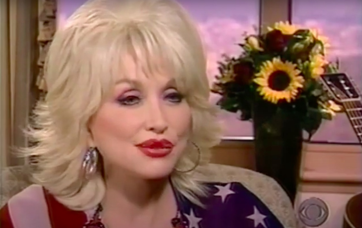 Dolly Parton Dan Rather interview