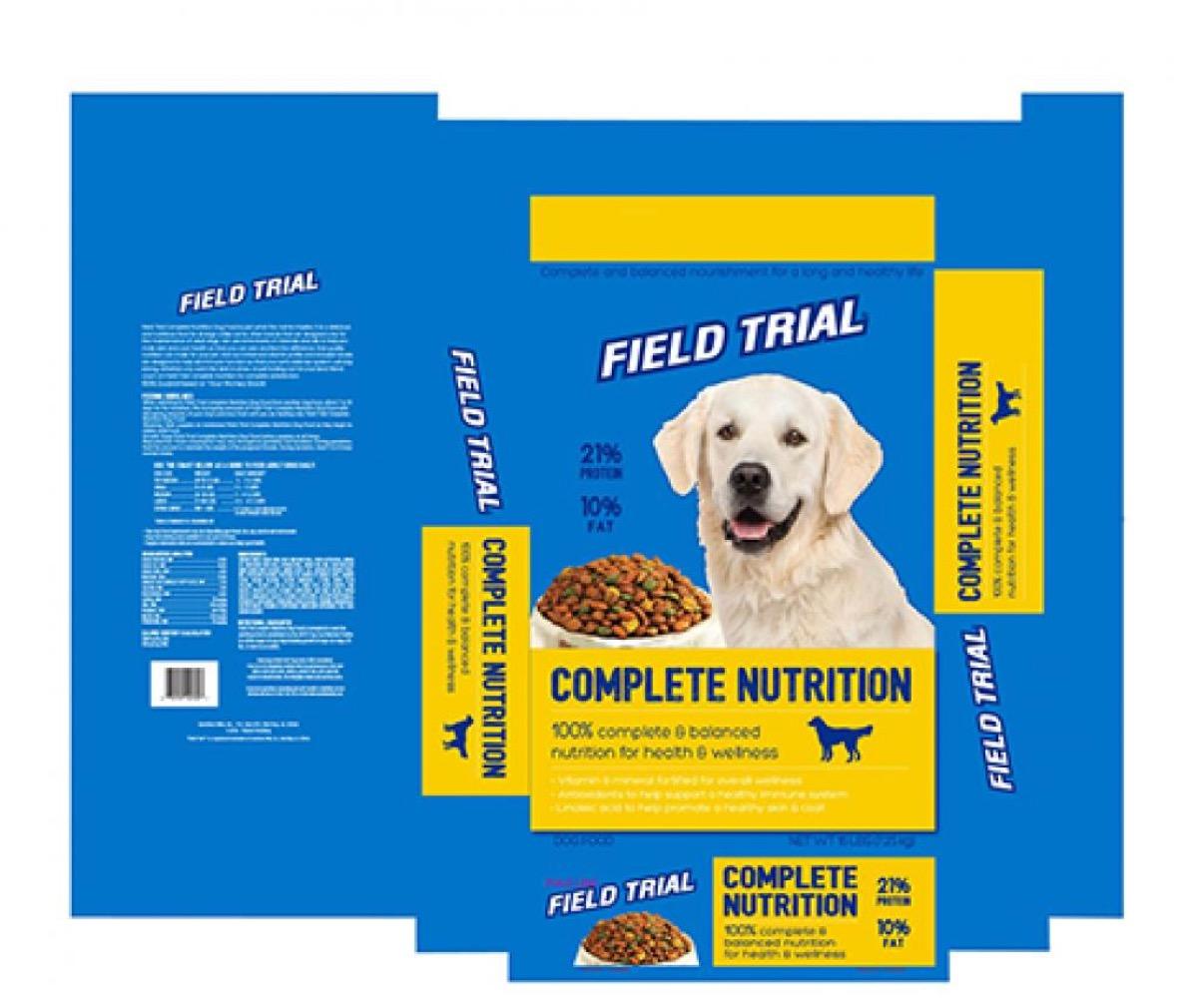 Field Trial dog food