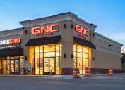 Strip Mall GNC